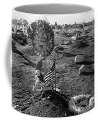 San Xavier Del Bac Cemetery 1987 Coffee Mug