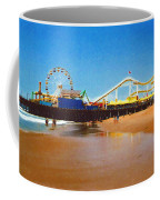 Sana Monica Pier Coffee Mug