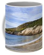 Sand Beach Acadia Coffee Mug