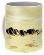 Sand Desert Coffee Mug