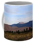Sand Dune Sunrise Coffee Mug