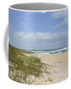Sand Dunes And The Sea Coffee Mug
