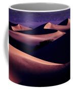 Sand Dunes At Sunrise Coffee Mug