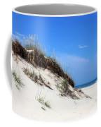 Sand Dunes Of Corolla Outer Banks Obx Coffee Mug