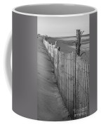 Sand Fence Coffee Mug