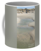 Sand Formations Coffee Mug