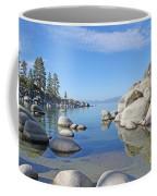 Sand Harbor-lake Tahoe Coffee Mug