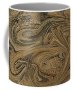 Sand Liquified Coffee Mug