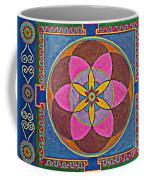 Sand Mandala Coffee Mug
