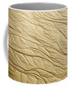 Sand Patterns Coffee Mug