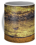 Sand Piper Coffee Mug by Marvin Spates