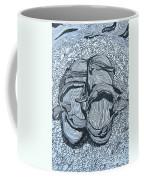 Sandals - Doodle  Coffee Mug