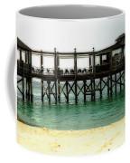 Sandals Resort Nassau Pier Coffee Mug