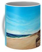 Sandbridge Virginia Beach Coffee Mug