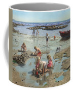 Sandcastles Coffee Mug