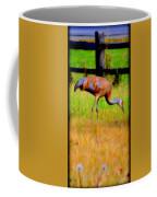 Sandhill Crane I Coffee Mug