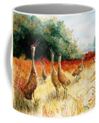 Sandhill Serenade Coffee Mug