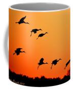 Sandhills Coffee Mug