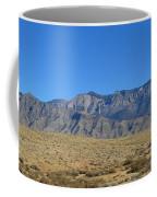 Sandia Mountains Coffee Mug