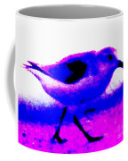 Sandpiper Abstract Coffee Mug