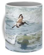 Sandpiper Flight Coffee Mug