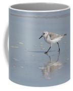 Sandpiper On A Mission Coffee Mug