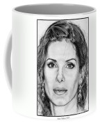 Sandra Bullock In 2005 Coffee Mug