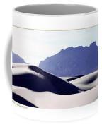 White Sands Natural Anatomy  Coffee Mug