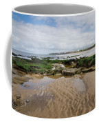 Sands Of Whitley Bay Coffee Mug