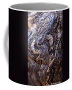 Sandstone Boulder Detail Coffee Mug