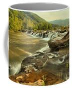 Sandstone Falls Landscape Coffee Mug