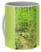 Sandstone Glade Of Shades Mountain Coffee Mug