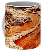 Sandstone Highway Coffee Mug