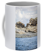 Sandstone Island Sculptures Coffee Mug