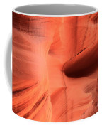 Sandstone  Ledges And Swirls Coffee Mug