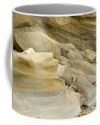 Sandstone Sediment Smoothed And Rounded By Water Coffee Mug