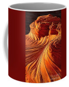 Sandstone Silhouette Coffee Mug