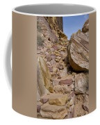 Sandstone Steps Coffee Mug