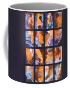 Sandstone Sunsongs Blues Photo Assemblage Coffee Mug
