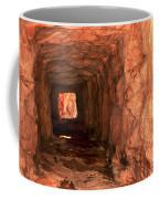 Sandstone Tunnel Coffee Mug