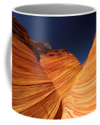 Sandstone Waves Coffee Mug