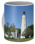 Sandy Hook Lighthouse IIi - N  J Coffee Mug