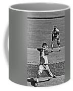 Sandy Koufax Painting Coffee Mug