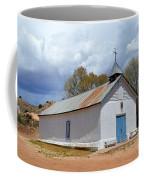 Sangre De Cristo Chapel In Cuartelez In New Mexico Coffee Mug