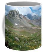 Sangre De Cristos Meadow And Mountains Coffee Mug