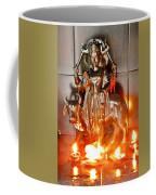 Sani Murti - Temple To Saturn - India Coffee Mug