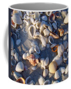 Sanibel Island Shells 1 Coffee Mug