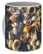 Sanibel Island Shells 2 Coffee Mug
