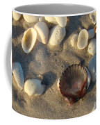 Sanibel Island Shells 5 Coffee Mug