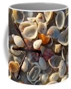 Sanibel Island Shells 6 Coffee Mug